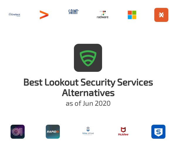 Best Lookout Security Services Alternatives