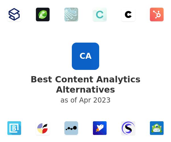 Best Content Analytics Alternatives