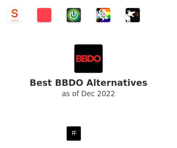 Best BBDO Alternatives