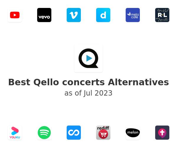 Best Qello concerts Alternatives