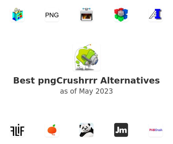 Best pngCrushrrr Alternatives