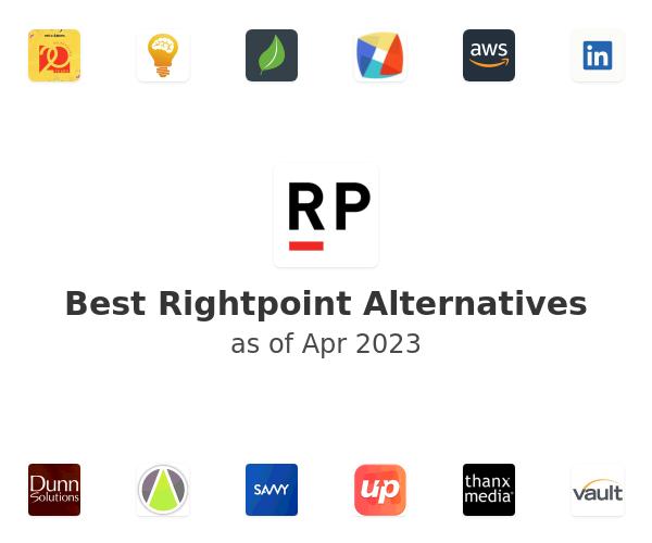 Best Rightpoint Alternatives