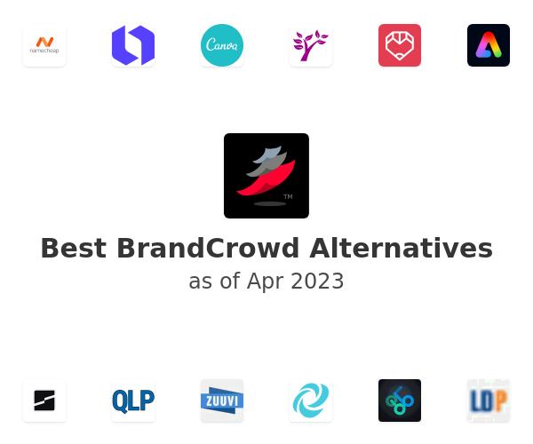Best BrandCrowd Alternatives