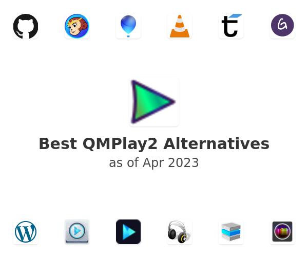 Best QMPlay2 Alternatives