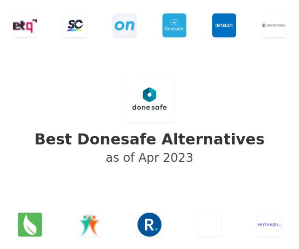 Best Donesafe Alternatives