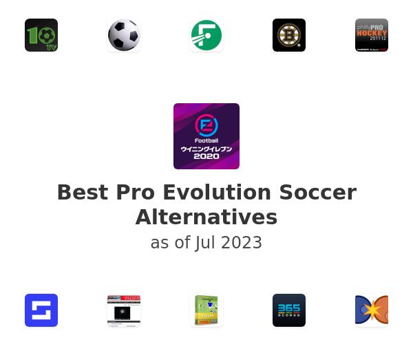 Best Pro Evolution Soccer Alternatives