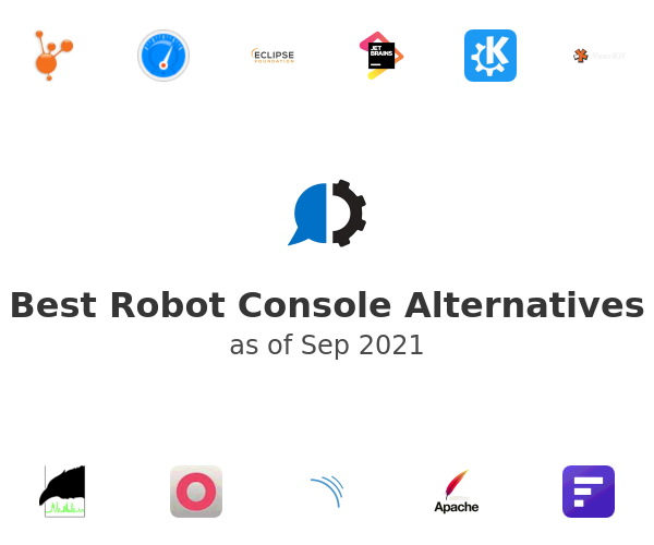 Best Robot Console Alternatives
