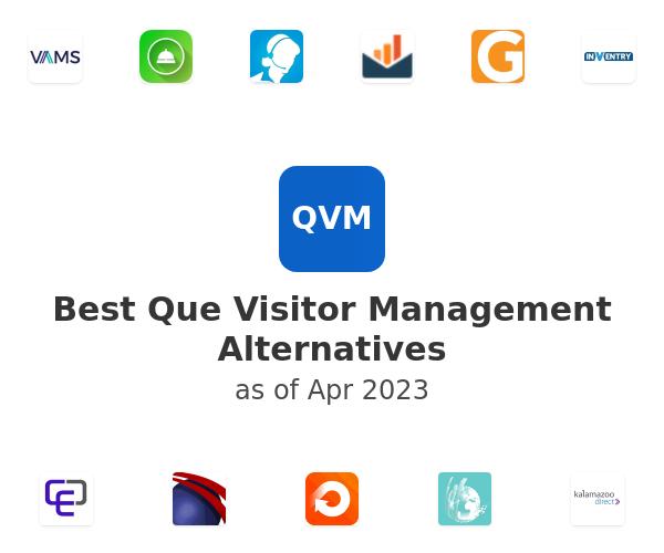 Best Que Visitor Management Alternatives