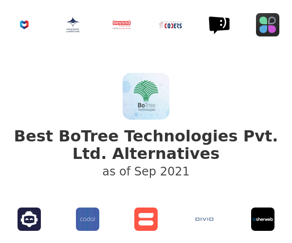 Best BoTree Technologies Pvt. Ltd. Alternatives