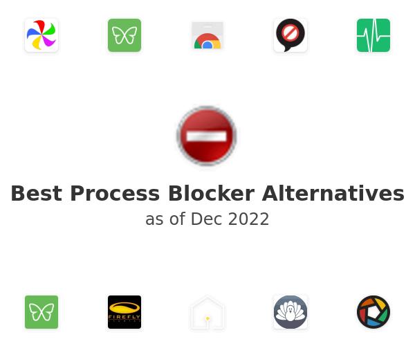 Best Process Blocker Alternatives