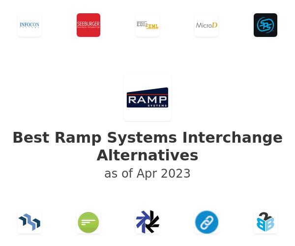 Best Ramp Systems Interchange Alternatives