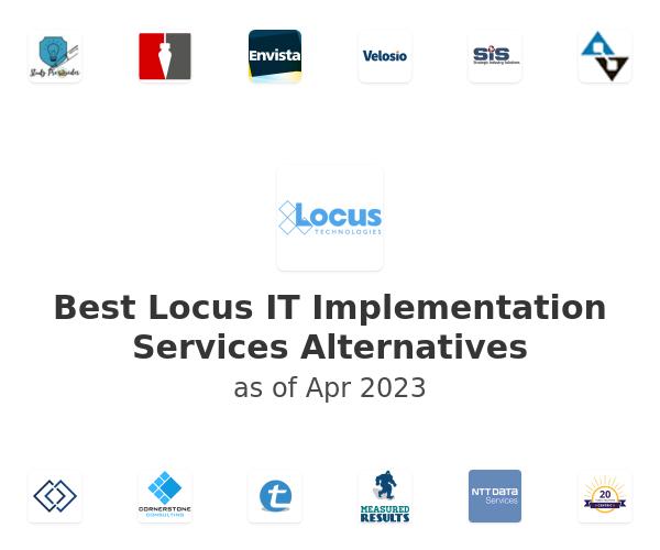 Best Locus IT Implementation Services Alternatives