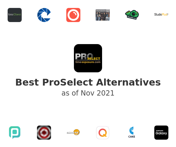 Best ProSelect Alternatives