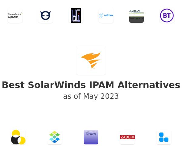 Best SolarWinds IPAM Alternatives