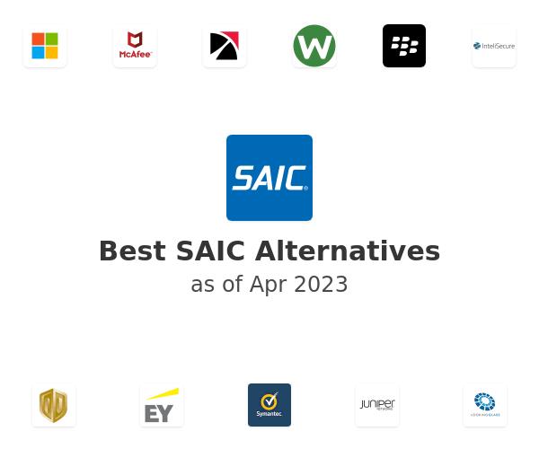 Best SAIC Alternatives