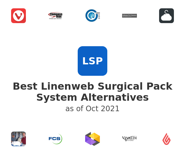 Best Linenweb Surgical Pack System Alternatives