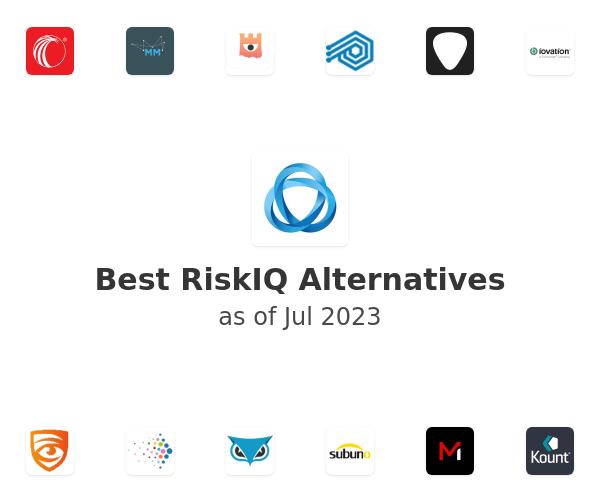 Best RiskIQ Alternatives