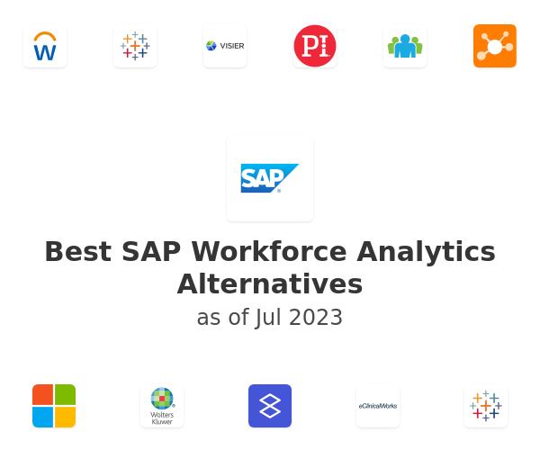 Best SAP Workforce Analytics Alternatives