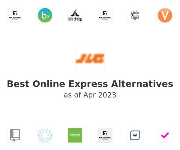 Best Online Express Alternatives