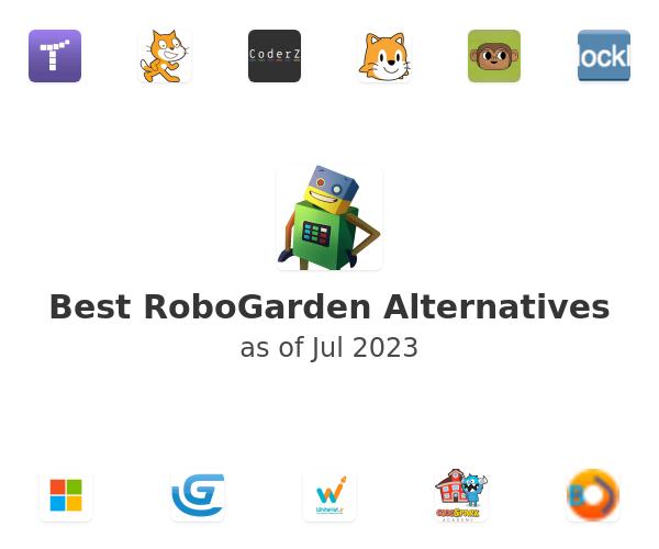Best RoboGarden Alternatives
