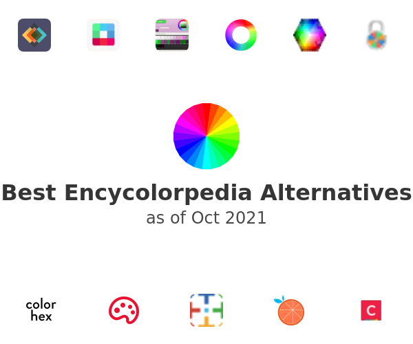 Best Encycolorpedia Alternatives