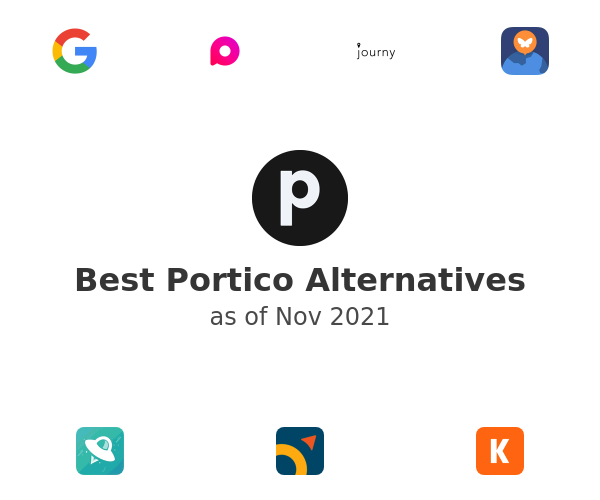 Best Portico Alternatives