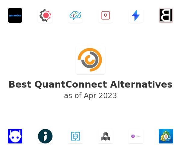 Best QuantConnect Alternatives