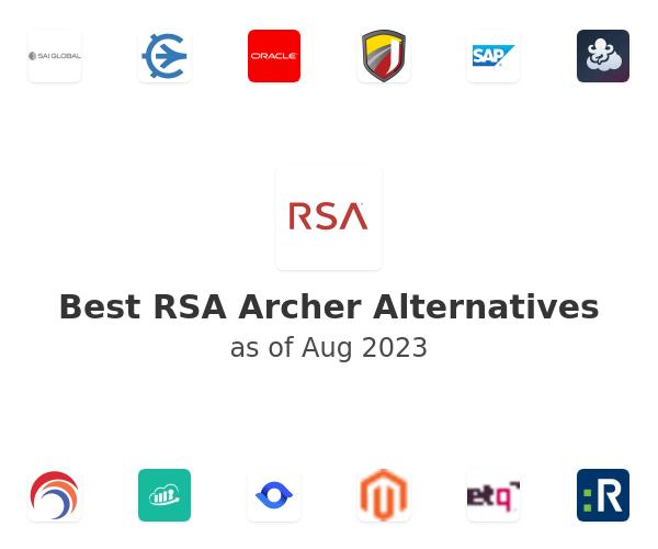 Best RSA Archer Alternatives