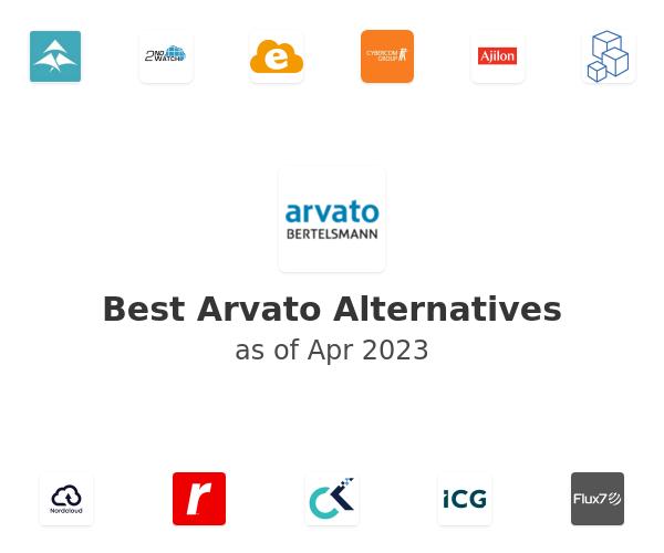 Best Arvato Alternatives