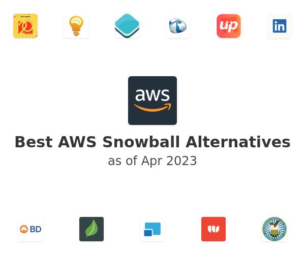 Best AWS Snowball Alternatives