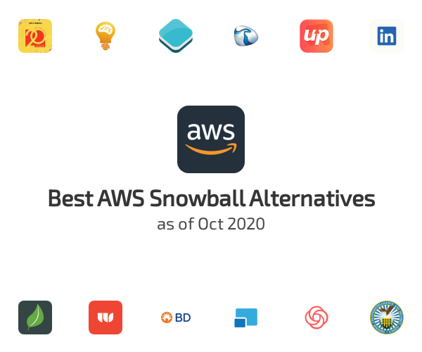 Best AWS Snowball Alternatives