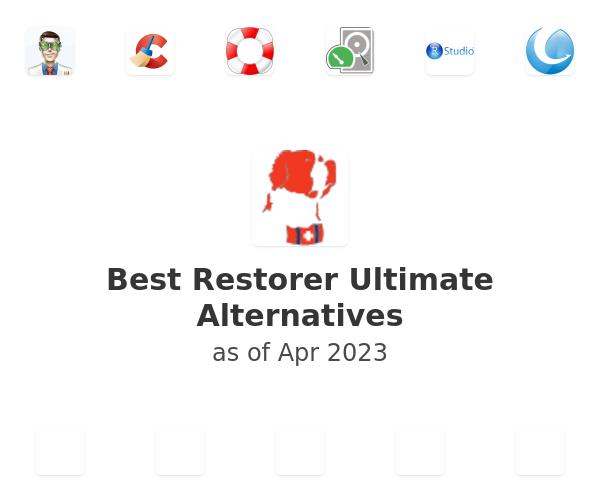 Best Restorer Ultimate Alternatives