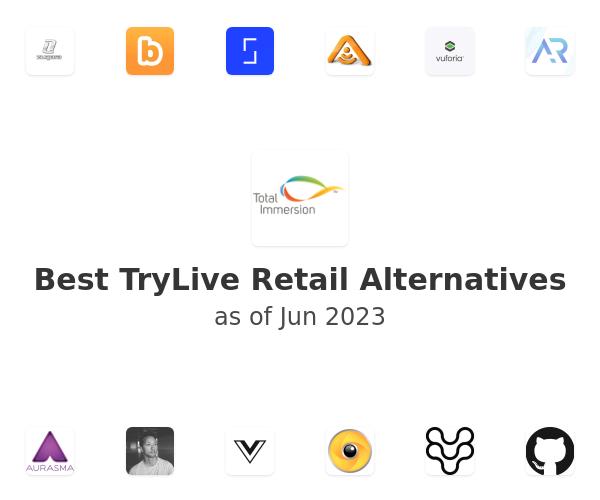 Best TryLive Retail Alternatives