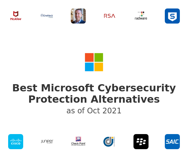 Best Microsoft Cybersecurity Protection Alternatives