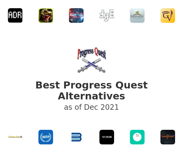 Best Progress Quest Alternatives