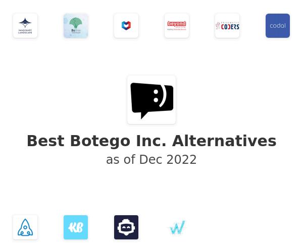 Best Botego Inc. Alternatives