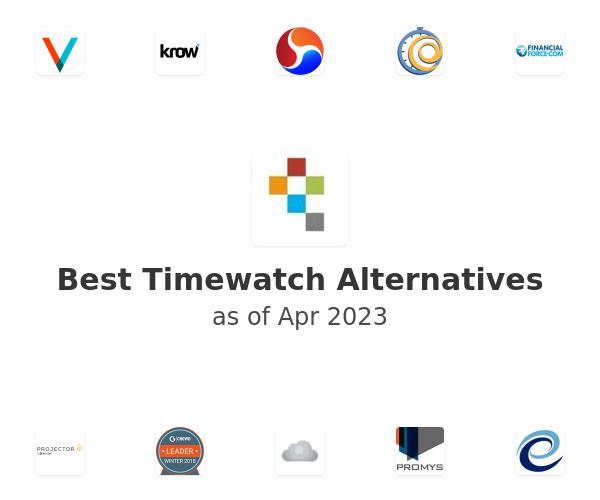 Best Timewatch Alternatives