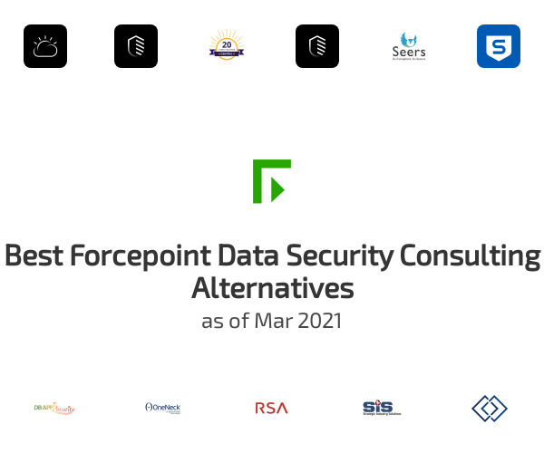 Best Forcepoint Data Security Consulting Alternatives
