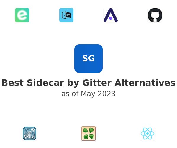 Best Sidecar by Gitter Alternatives