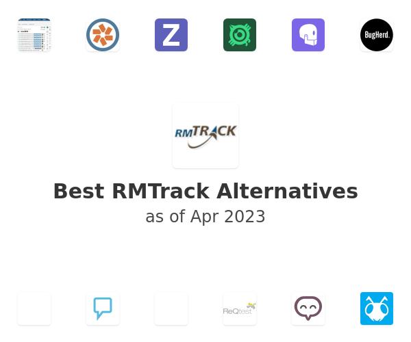 Best RMTrack Alternatives