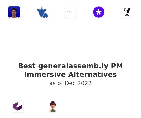 Best PM Immersive Alternatives