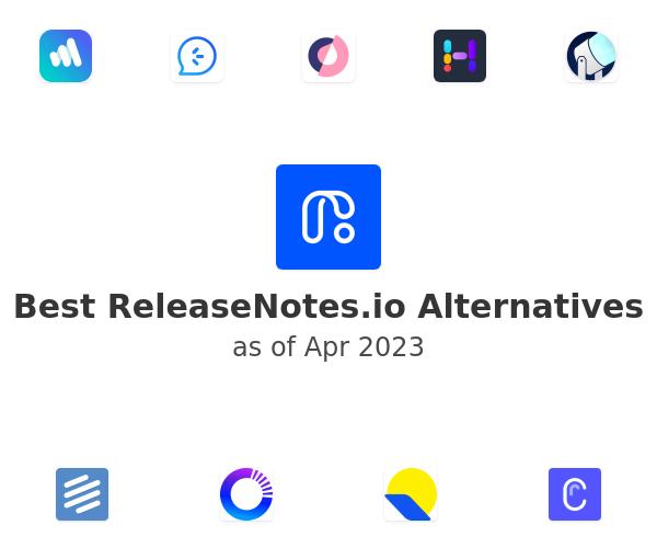 Best ReleaseNotes.io Alternatives