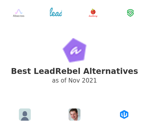 Best LeadRebel Alternatives