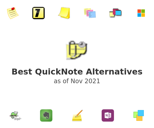 Best QuickNote Alternatives