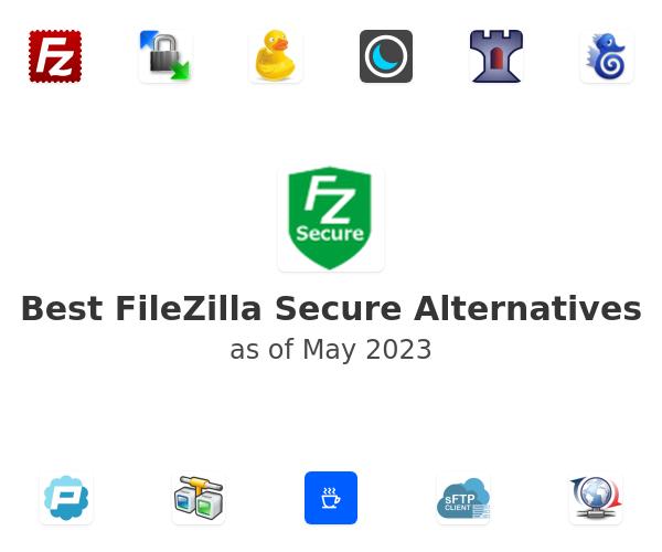 Best FileZilla Secure Alternatives