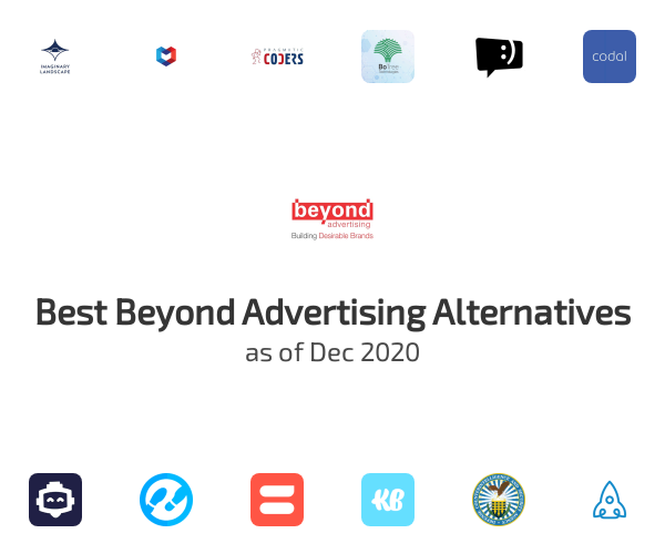Best Beyond Advertising Alternatives
