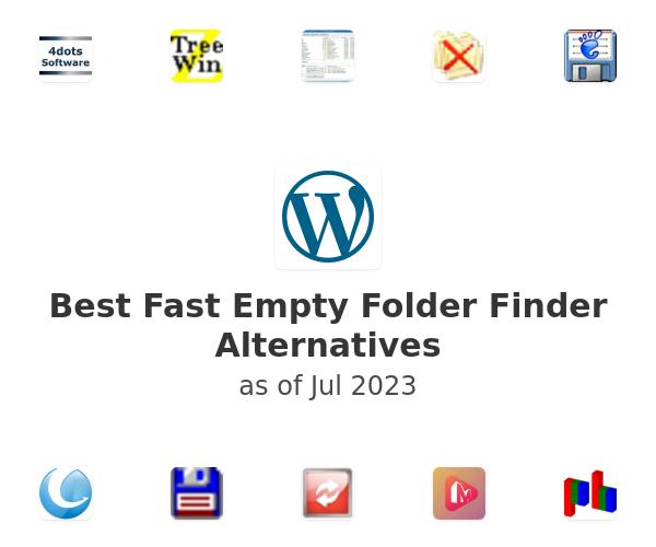 Best Fast Empty Folder Finder Alternatives