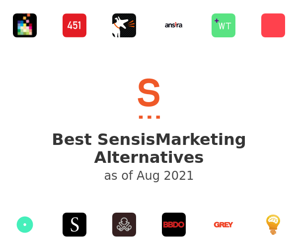 Best SensisMarketing Alternatives