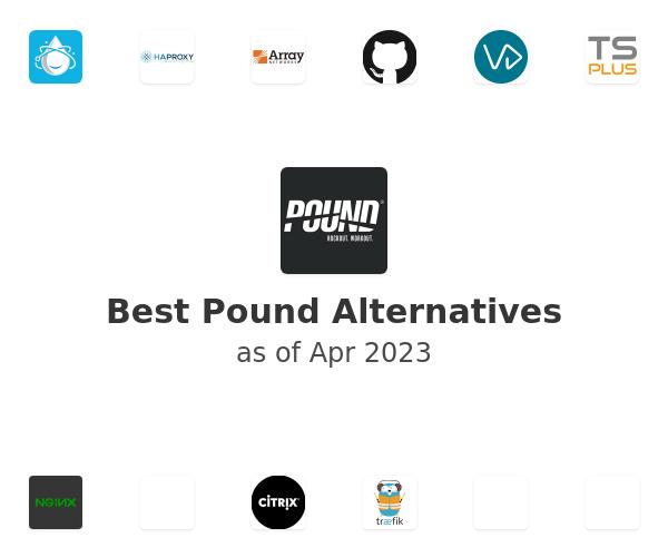 Best Pound Alternatives