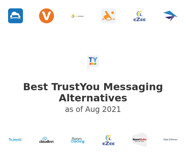 Best TrustYou Messaging Alternatives